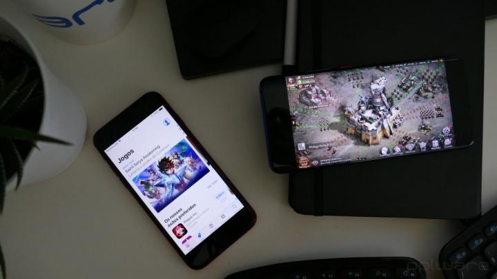 5 novos jogos para instalar no seu smartphone Android iOS