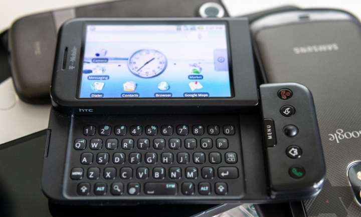 Primeiro smartphone com Android foi lançado há 11 anos