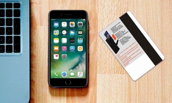 Cartão de banda magnética avariou! Será o telemóvel o culpado?