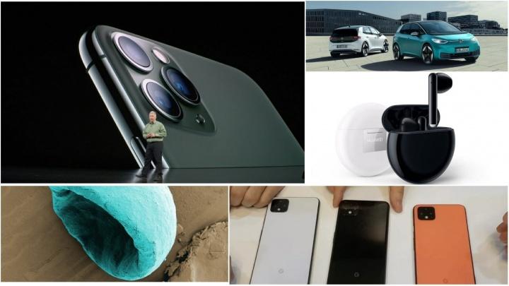E os destaques tecnológicos da semana que passou foram... - Apple, iPhone, Huawei, Pixel 4