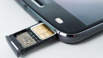 Cartão SIM Dual SIM