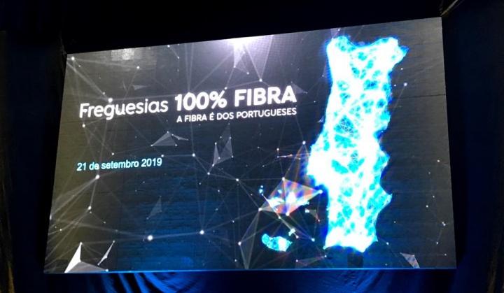 Altice anuncia mais 100 freguesias 100% Fibra Ótica! Saiba quais são