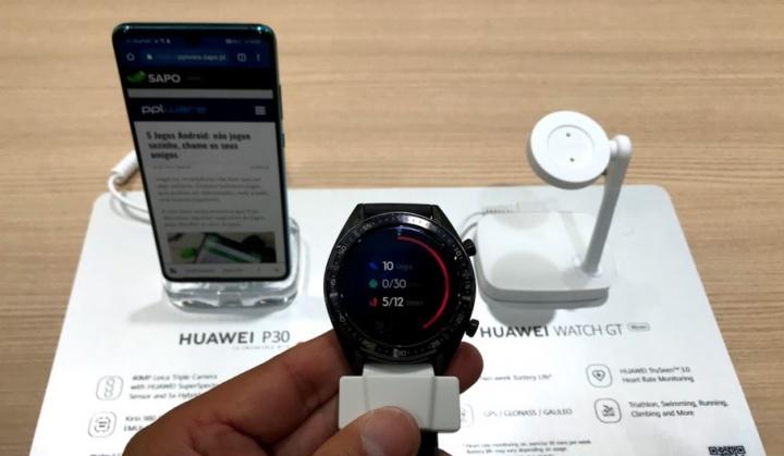 Huawei Watch GT 2: O verdadeiro concorrente do Apple Watch?