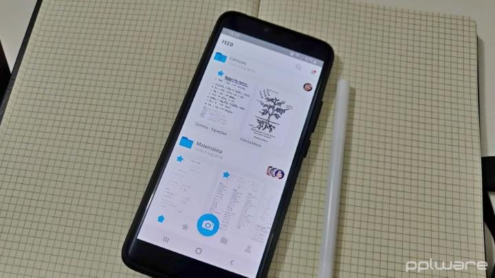 Infinitebook Cloud, o Caderno reutilizável português agora tem app para guardar apontamentos