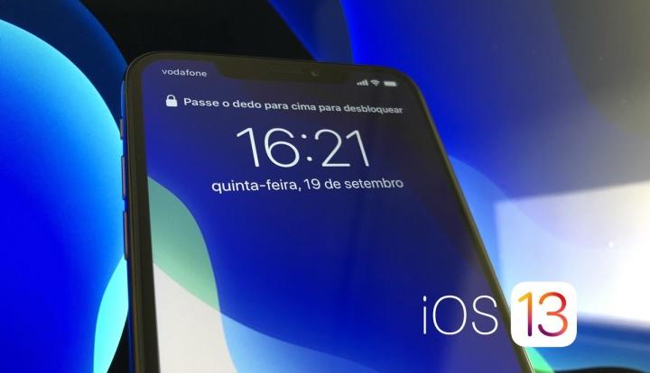 Chegou o novo iOS 13! Instale já no seu iPhone/iPad