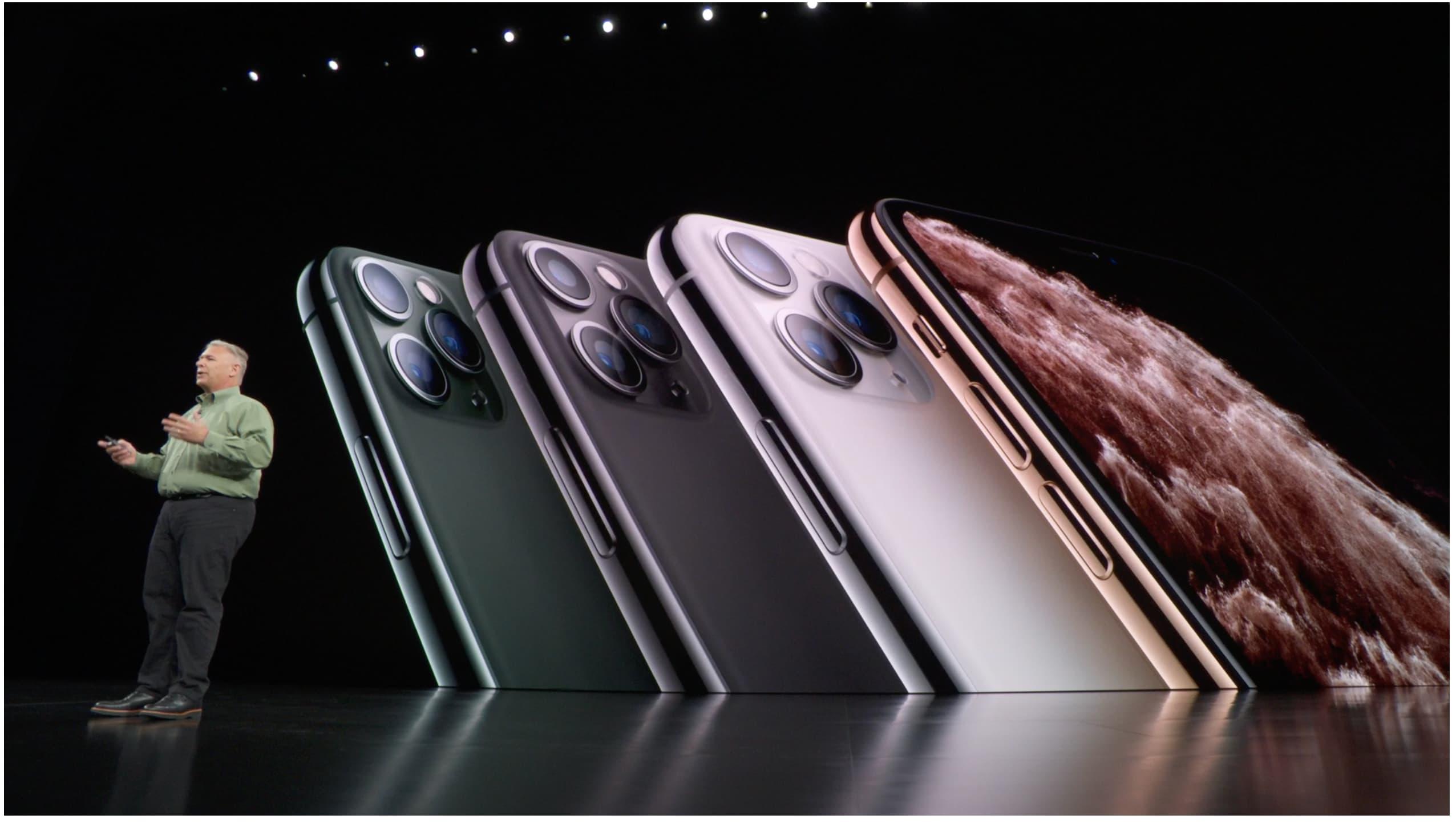 Afinal muitas novidades do iPhone 11 são conhecidas do mundo
