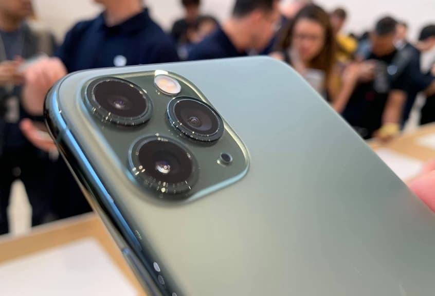 iPhone 11 Pro Max: Custo de produção ronda os 440 euros