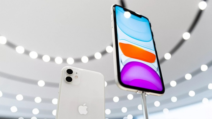 Apple iPhone 11 iPhone 11 Pro vendas dados