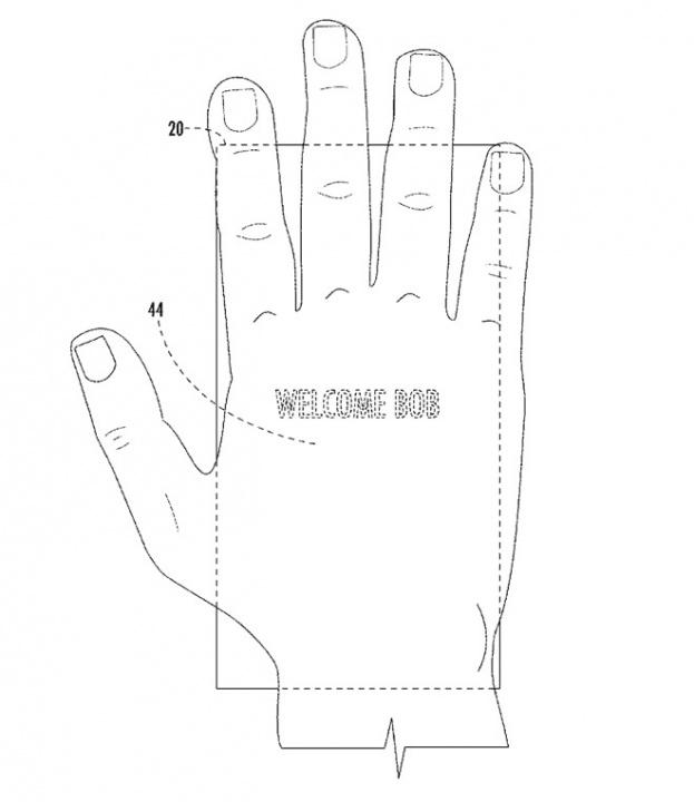 leitura palma da mão iPhone Apple quiromancia