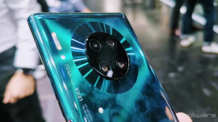 Mate 30 Pro Huawei China unidades