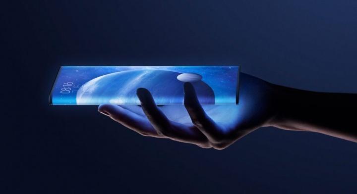 Huawei regista patente de smartphone semelhante ao Xiaomi Mi MIX Alpha