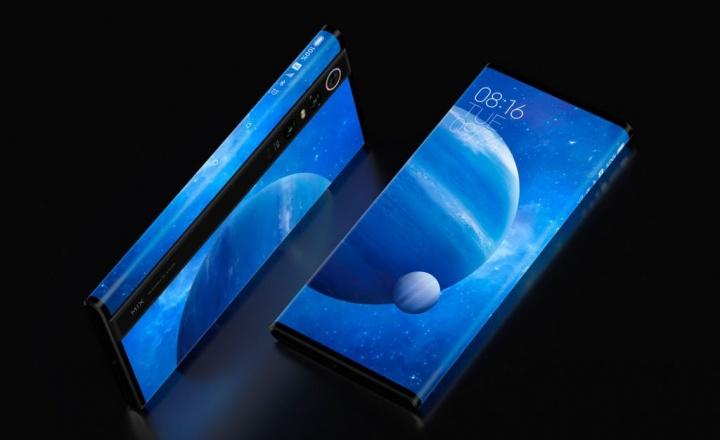 É oficial! Xiaomi Mi MIX Alpha chega à Era 5G com ecrã de 360º e câmara de 108 MP