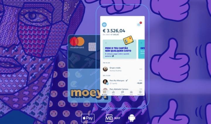 """moey! - O novo """"banco digital"""" já disponível em Portugal"""