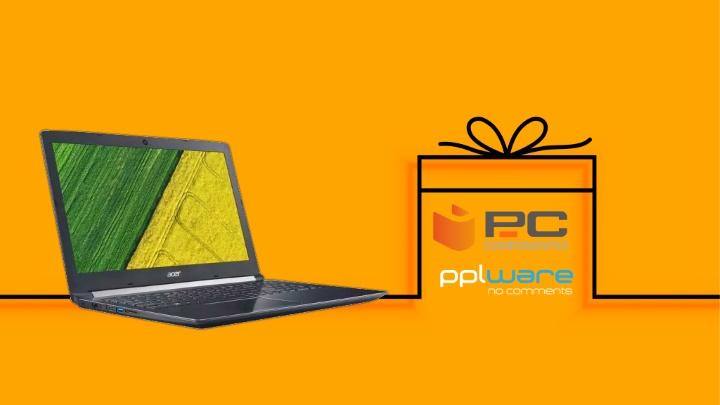 Passatempo Pplware/PcComponentes: Ganhe um Acer Aspire 5