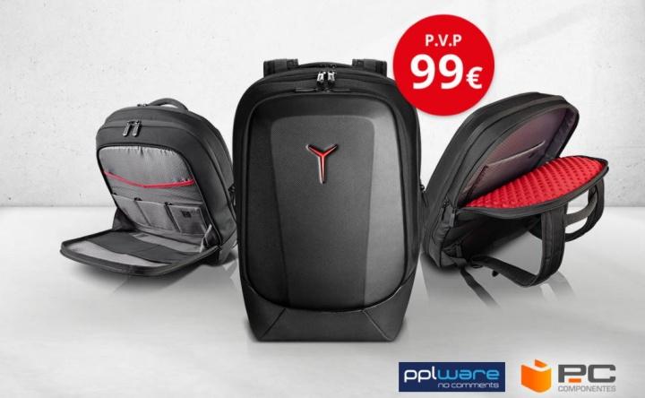 Passatempo Pplware/PcComponentes: mochila Gaming Lenovo para o regresso às aulas