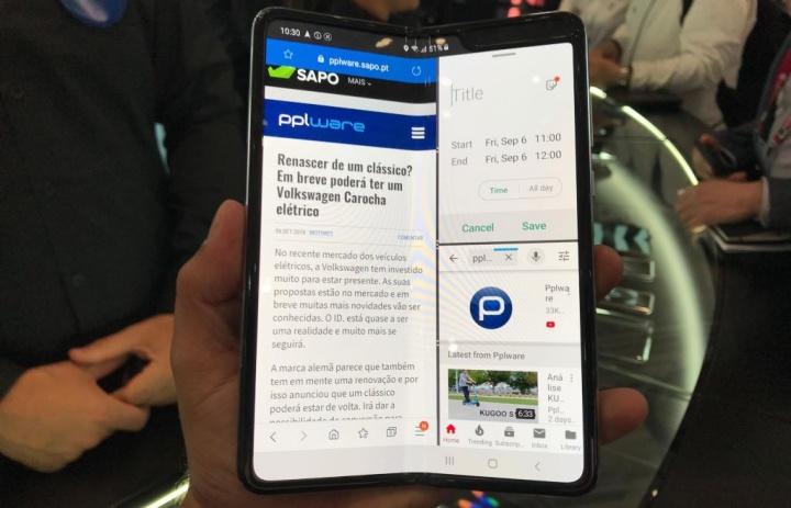 Samsung Galaxy Fold - Do fracasso ao sucesso