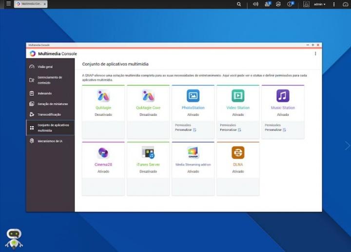 QNAP lançou oficialmente oficialmente o QTS 4.4.1