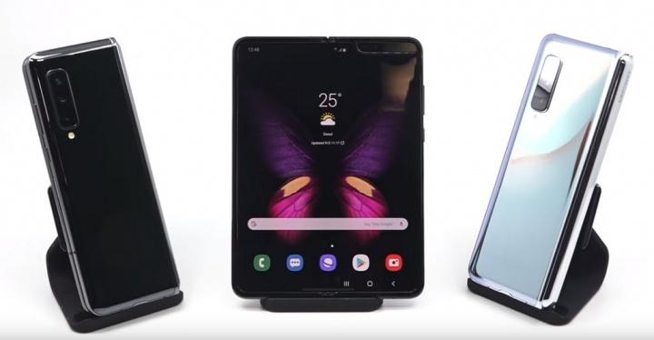 Finalmente!! Samsung Galaxy Fold chega ao mercado