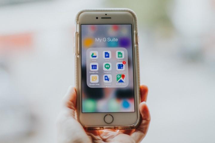 serviços Google Apple iPhone
