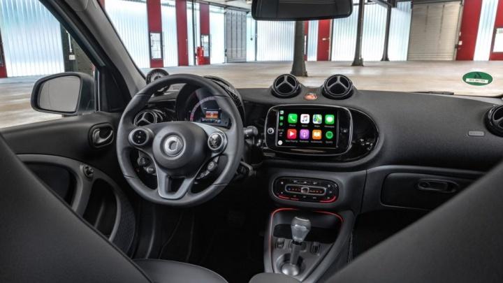 Smart elétricos carros Daimler