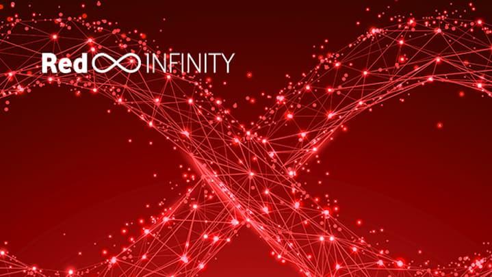 Vodafone RED Infinity tarifário ilimitado voz SMS dados móveis