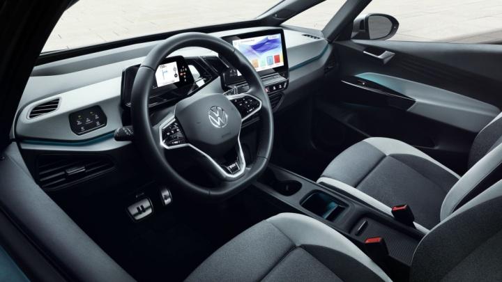 Volkswagen ID.3 carro elétrico alemã