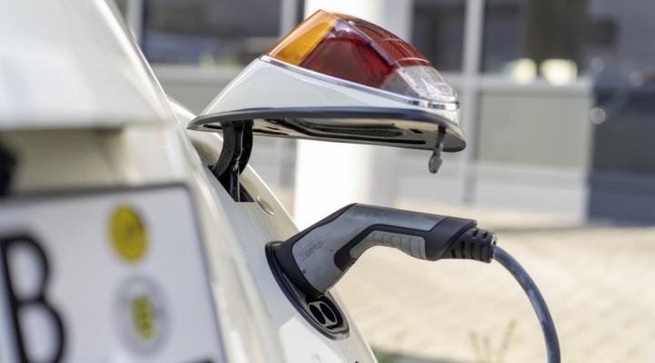 Volkswagen Carocha elétrico clássico mercado