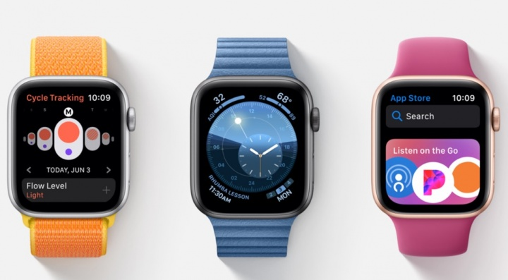 Chegou o watchOS 6 GM para o Apple Watch