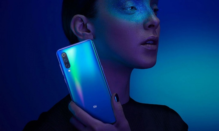 Xiaomi Mi9 câmara