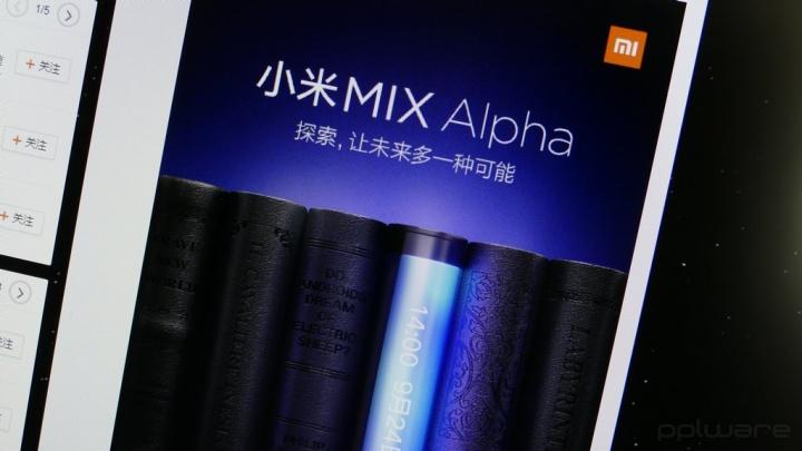 Xiaomi Mi MIX Alpha chega amanhã e já há fotos captadas com sensor de 100 MP