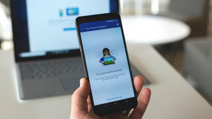 Windows 10 Microsoft Android chamadas smartphone