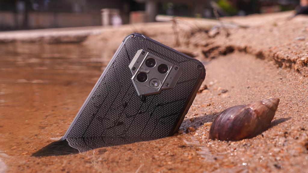 Rugged Phones fotográficos Blackview BV9800 | BV9800 Pro estão a chegar