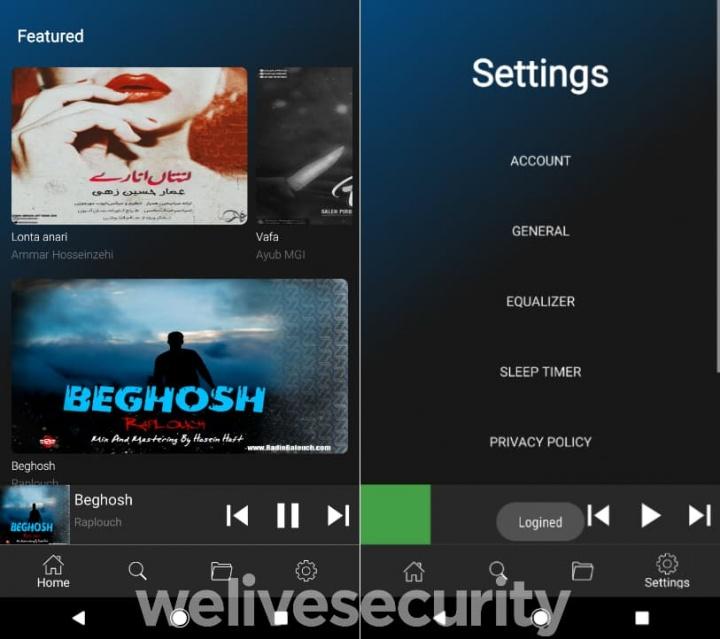 Android: Spyware no Google Play oculto em app para ouvir rádio