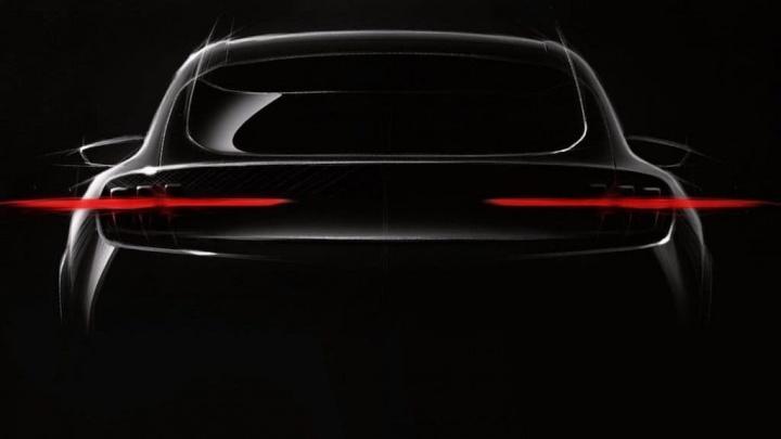 SUV elétrico da Ford, baseado no Mustang, já tem data de apresentação