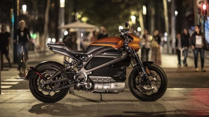 Harley-Davidson interrompeu a produção da sua moto elétrica LiveWire