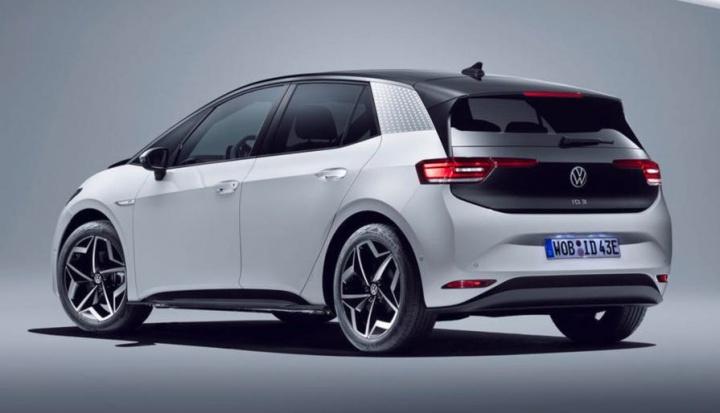 Elétrico Volkswagen ID.3 tem um inovador airbag central [vídeo]