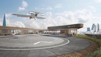 Lilium procura $500 milhões em investimento para desenvolver frota de táxis voadores