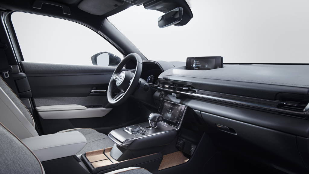 Mazda MX-30 mercado carros elétricos