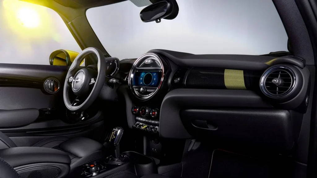 Mini Cooper SE elétrico BMW carro Tesla