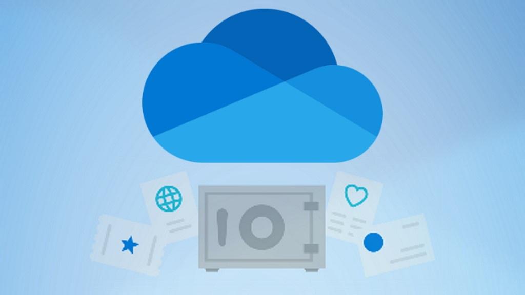 OneDrive Personal Vault Microsoft ficheiros segurança