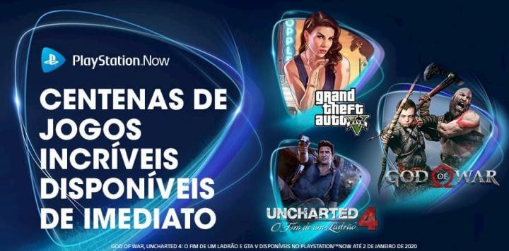 Outubro arranca com novidades Playstation Now