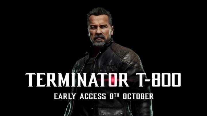 Mortal Kombat 11 recebe Terminator