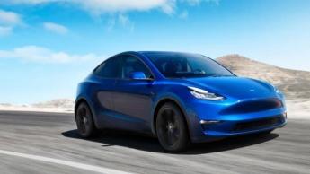 Tesla anuncia surpresa na produção do Model Y
