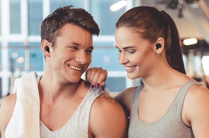 Earbuds Tronsmart Spunky Beat - A qualidade de som nuns auscultadores com TWS a baixo custo