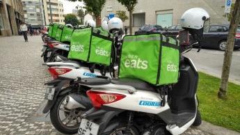 Uber Eats revela o seu novo drone para realizar entregas de comida