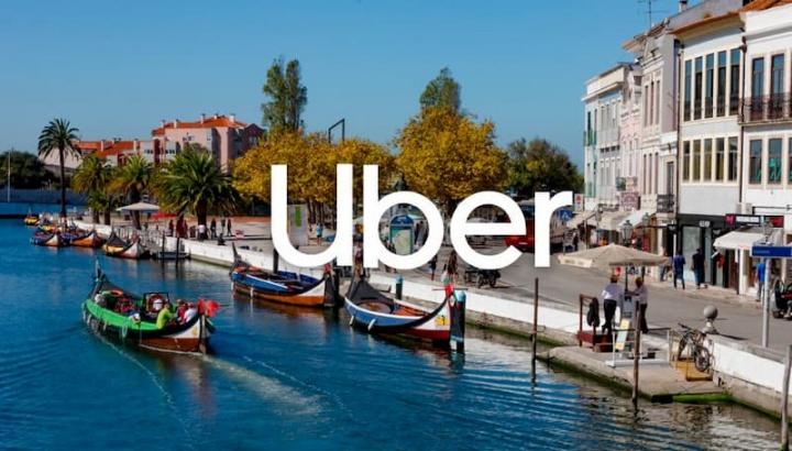 Portugal: Se for a Aveiro também já pode pedir um Uber