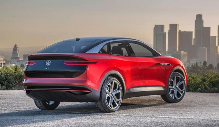 Volkswagen ID.4: SUV vai custar cerca de 33 mil euros e chega em 2020