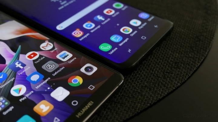 Antutu Android smartphones março poderosos