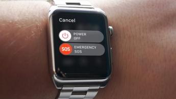 Imagem Apple Watch que salvou mulher de ser violada