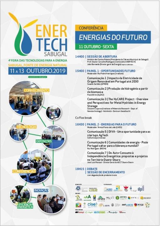 ENERTECH Sabugal 2019 - Feira das Tecnologias para a Energia